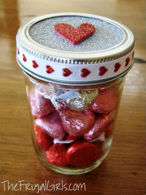 gifts with jars 70 diy s day gifts decorations made from
