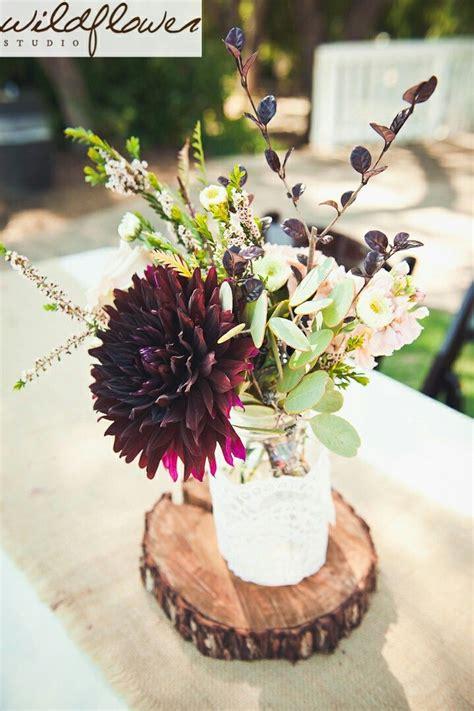 small centerpiece ideas best 25 burgundy floral centerpieces ideas on