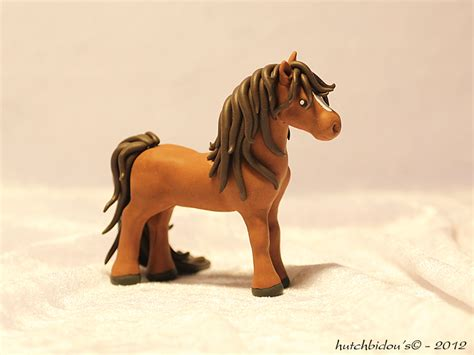 how to make a out of pony in polymer clay by animaliscreations on deviantart