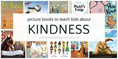 picture books to teach empathy children s books about kindness