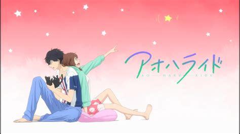 blue ride ao haru ride blue ride anime review