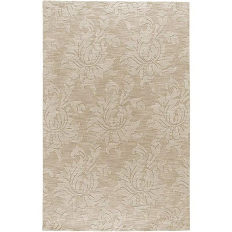 7 foot area rugs artistic weavers sofia beige wool 5 x 7 9 inch