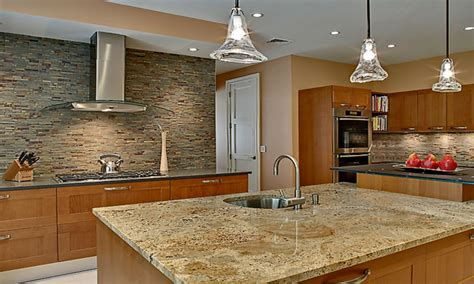 cherry kitchen cabinets with granite countertops granite counter sles light maple kitchen cabinets