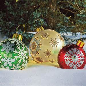 outdoor ornament fiber optic led outdoor ornaments the