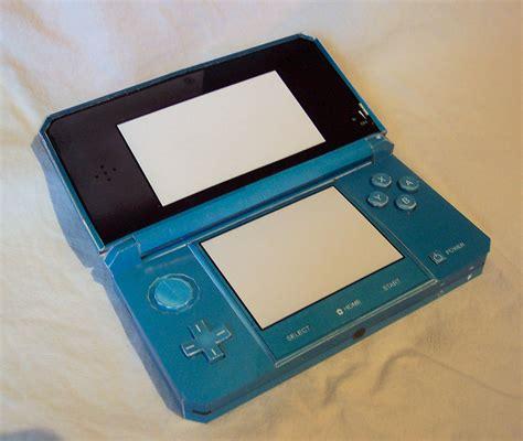 Nintendo 3ds Papercraft By Kamibox On Deviantart