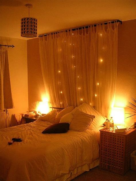 lights for a bedroom advertisement