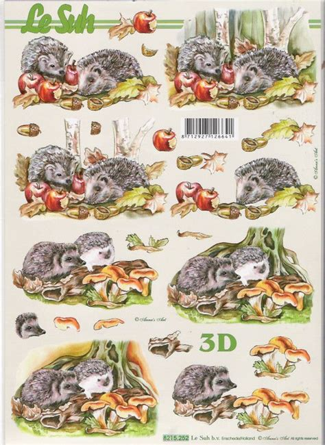 decoupage animals 222 best images about 3d animals on animaux