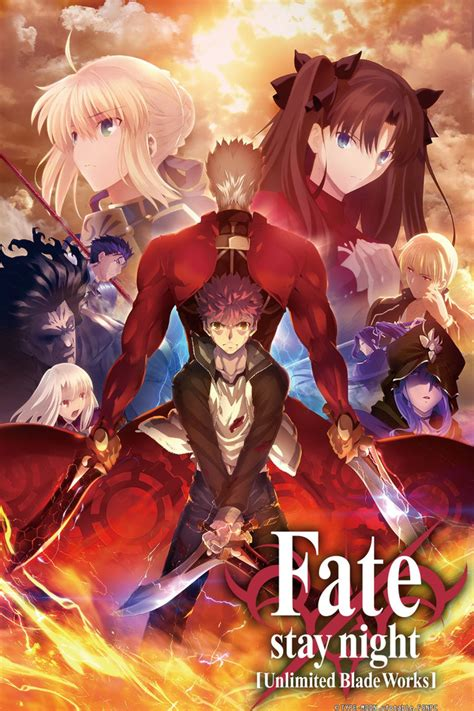 fate stay crunchyroll crunchyroll to second season of quot fate