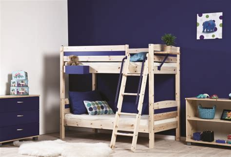 thuka trendy 5 shorty bunk beds rainbow wood