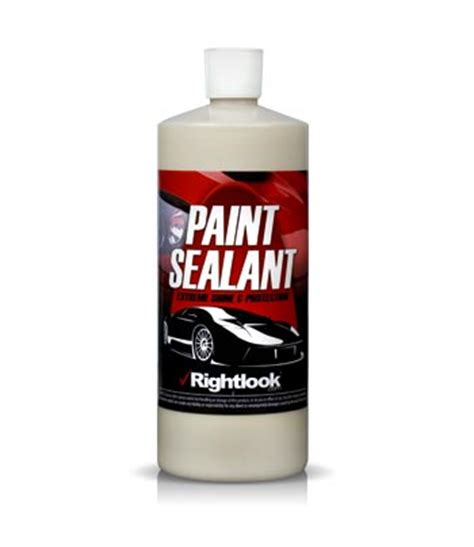 acrylic paint sealant polymer paint sealant automotive paint protection