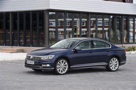 Vw Pasat New by Volkswagen Adds Diesel Engine Into The New Passat Model