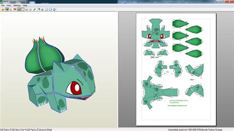 how to make origami bulbasaur francispdesma9 math and with graphing calculators