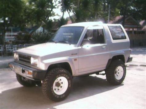 1990 Daihatsu Rocky by Hotruck 1990 Daihatsu Rocky Specs Photos Modification