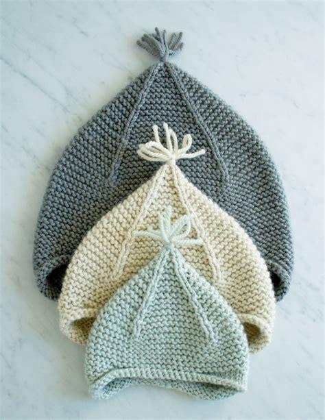 easy baby hat knitting pattern free hat knitting patterns handylittleme