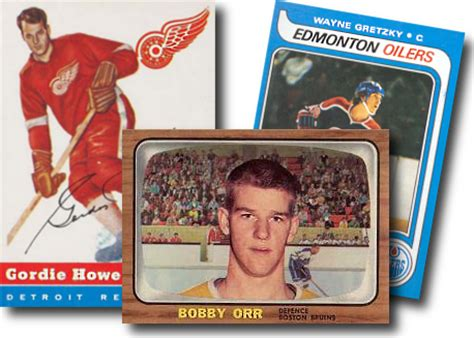 how to make a hockey card shop hockey cards vintage to modern topps o chee