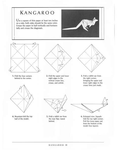 origami zoo animals origami zoo robert j lang macmillan