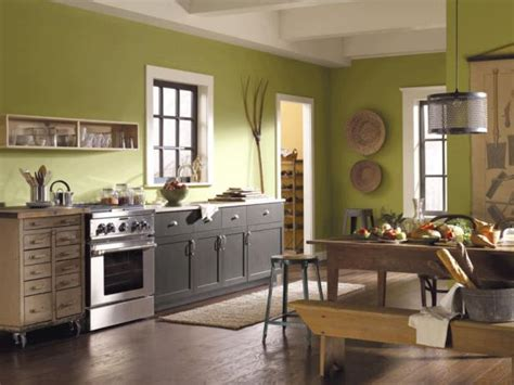 colors to paint a kitchen green kitchen paint colors pictures ideas from hgtv hgtv