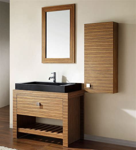 Ideas For Bathroom Vanities And Cabinets small bathroom vanities with vessel sinks to create cool