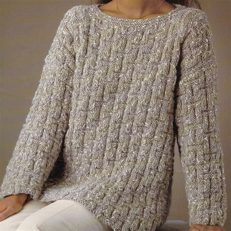 knitting patterns for s jumpers vintage knitting pattern to make