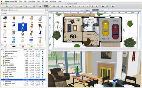 Home Design 3d On Mac sweet home 3d on the mac app store
