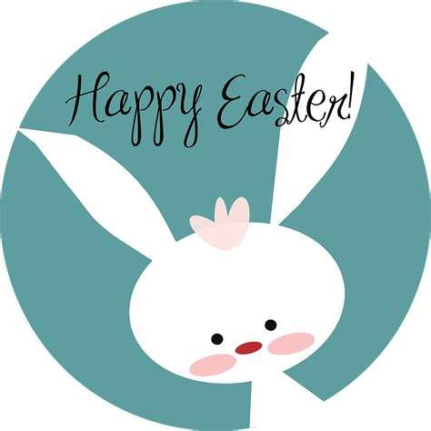 Free Happy Easter Clip by Happy Easter 183 Free Vector Graphic On Pixabay