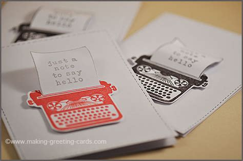 how to make 3d greeting cards make a greeting card with a 3d effect
