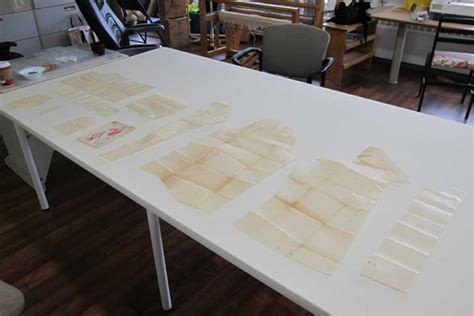 pattern drafting table pumping station one 187 archive