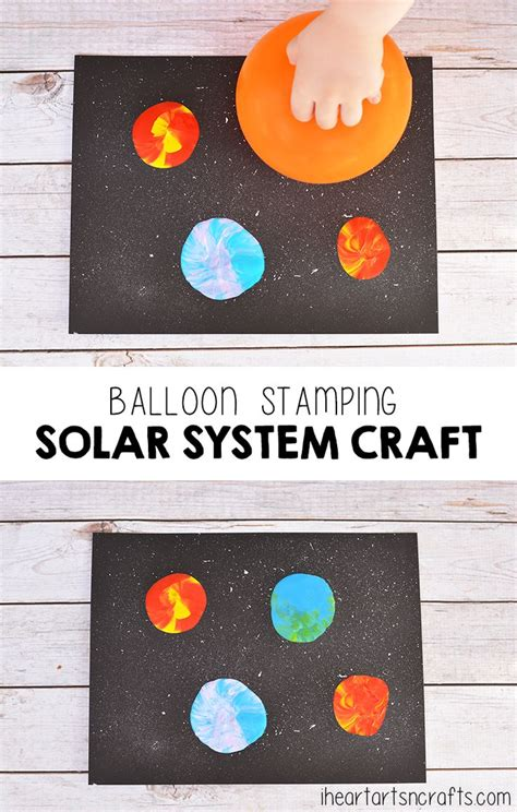 craft ideas for solar system 46 best images about outer space crafts on