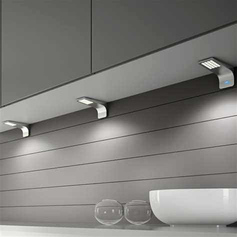 led undercounter kitchen lights led light design led cabinet lights with remote