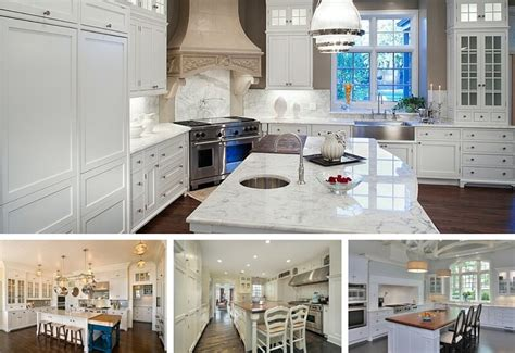 Kitchen White Backsplash top 38 best white kitchen designs 2017 edition