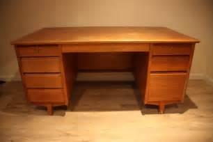 office desk vintage vintage office desks the principals office desk by steel