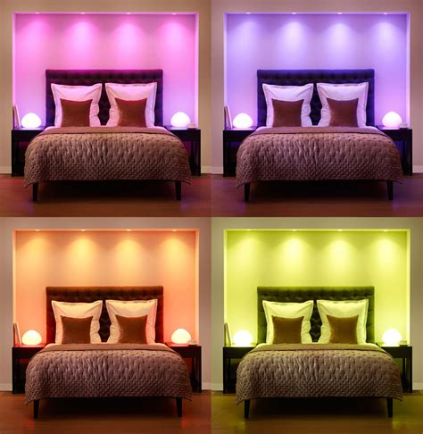 homes with lights how to optimize your home lighting design based on color