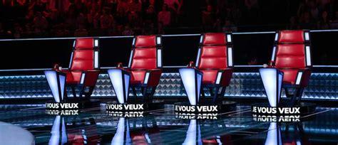 the voice qui a cr 233 233 les fauteuils pivotants des coachs