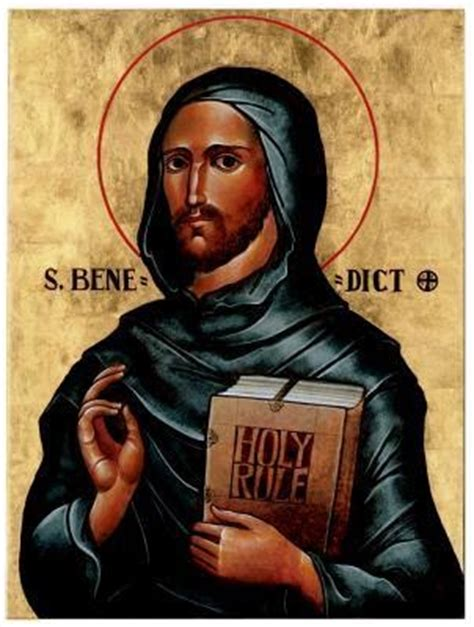 st benedict from gangland to promised land quot prayer work and recreation quot
