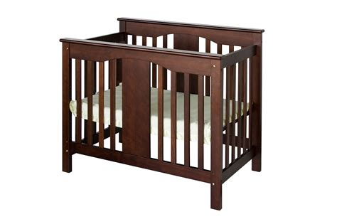 mini folding crib what is a mini crib stanford child craft select cherry
