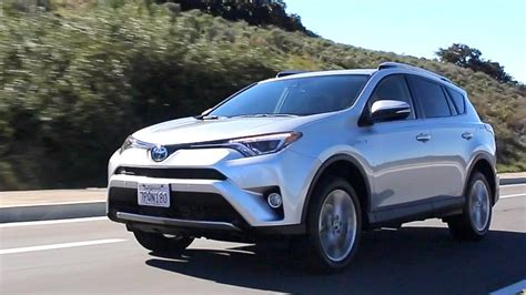 Toyota Rav4 Reviews 2016 2016 toyota rav4 review and road test