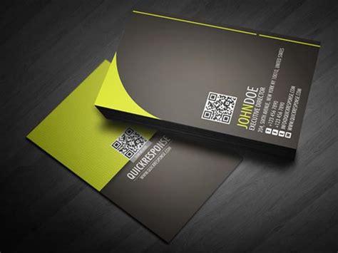 make visiting card contoh desain kartu nama profesional belajar coreldraw