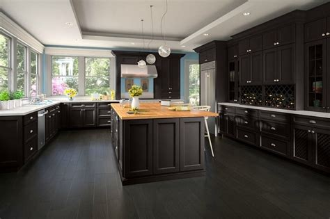 espresso kitchen cabinets cool espresso kitchen cabinets