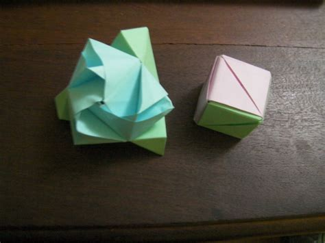 origami magic origami magic cube by empapelarte on deviantart