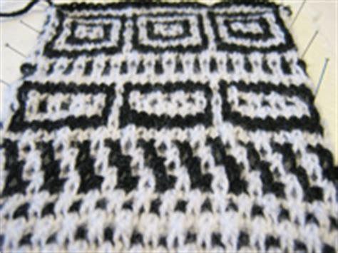 slip stitch mosaic knitting mosaik hebemaschen stricken unikatissimas