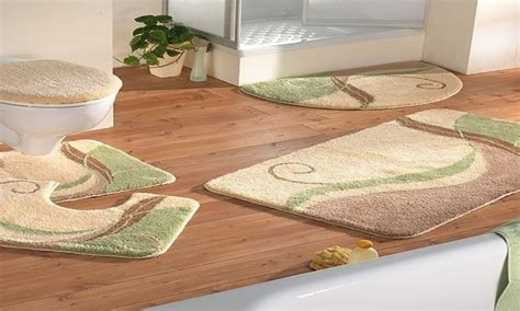 bathroom rug sets luxury bath rugs sets with lastest styles eyagci