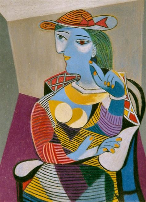 picasso paintings of therese the 10 most pablo picasso artworks