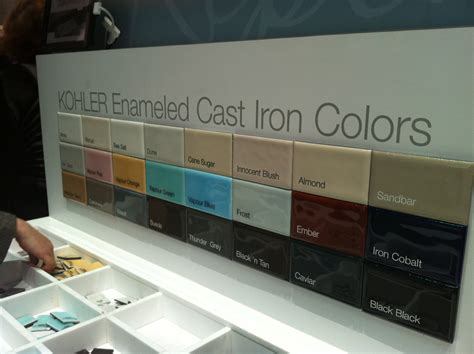 kitchen sink colors the best of the 2012 kitchen bath industry show tuttle