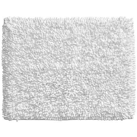 white bath rug organize it home office garage laundry bath
