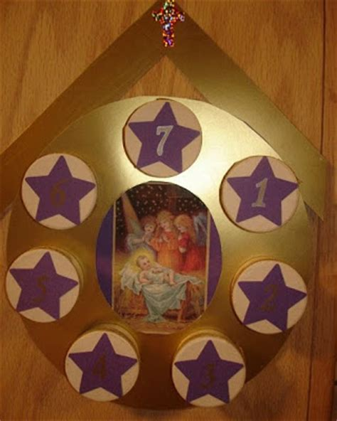 catholic craft projects o antiphons craft ideas beginning dec 17