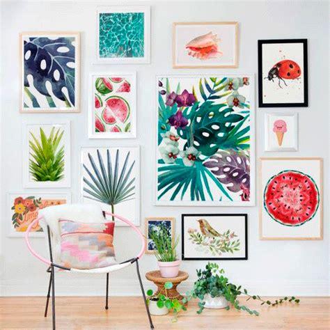 15 ideas para decorar tus paredes mi casa - Ideas Para Decorar Paredes