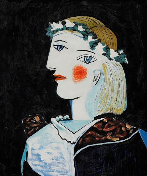 picasso paintings of therese best 25 pablo picasso ideas on picasso