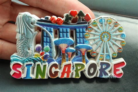 craft paper singapore singapore merlion park marina bay sands tourist travel