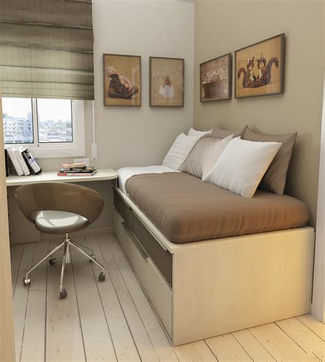 compact bedroom design small floorspace rooms