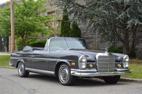 Mercedes In Ny by 1969 Mercedes 280se Stock 21106 For Sale Near